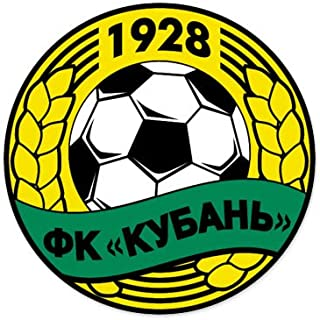 FK Kuban Krasnodar - Russia Football Soccer Futbol - Car Sticker - 4