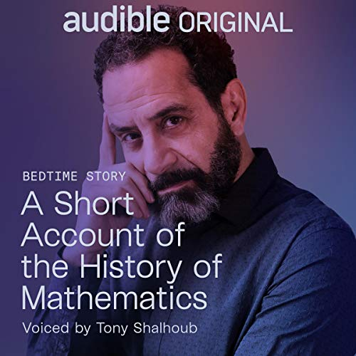 A Short Account of the History of Mathematics audiobook cover art