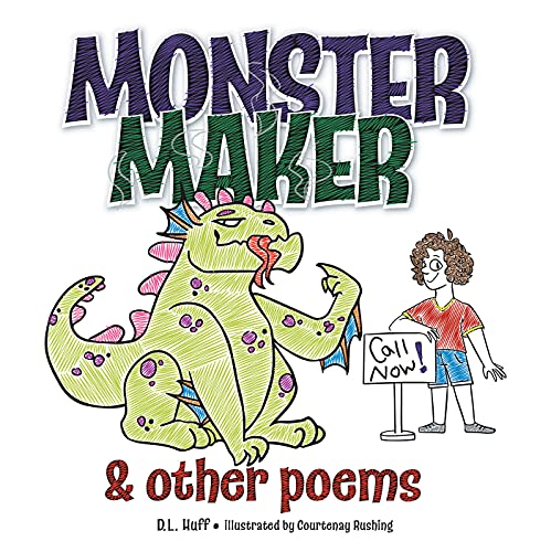 Monster Maker and other poems (English Edition)