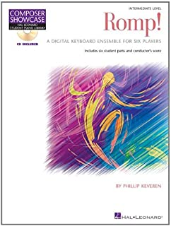 Romp!: A Digital Keyboard Ensemble for Six Players: Intermediate Level