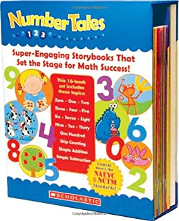 Best scholastic number tales Reviews