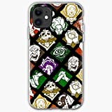 Horror Creations Dead Survivor Pattern Killer Games Killers Judy Dbd Twitch Maree Daylight Perks | Phone Case for All iPhone, iPhone 11, iPhone 11 Pro, iPhone XR, iPhone 7/8 /SE 2020