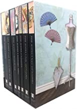 The Complete Novels Of Jane Austen Collection 7 Books Box Set ( Sense And Sensibility, Pride And Prejudice, Persuasion, Northanger Abbey, Mansfield Park, Lady Susan & Other Works, Emma)