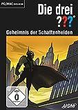 Die drei ??? - Geheimnis der Schattenhelden - United Soft Media Verlag GmbH
