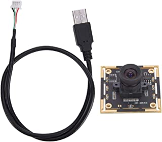 Maxmartt USB Camera Module AR0230 Chip Built-in Microphone USB2.0 Output 1920x1080 30fps 100°