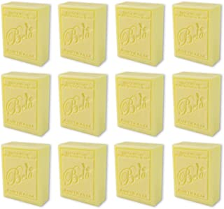 Bela Bath & Beauty, Honeysuckle, Triple French Milled Moisturizing Soap Bars, No Harsh Ingredients, 3.5 oz ...