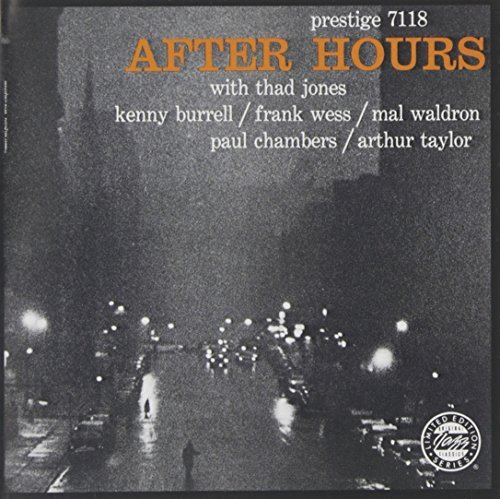 After Hours by Thad Jones (1992-05-13)