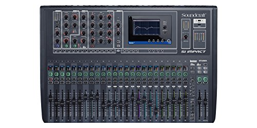 Soundcraft 5056170 si Impact consola digital 40 entradas