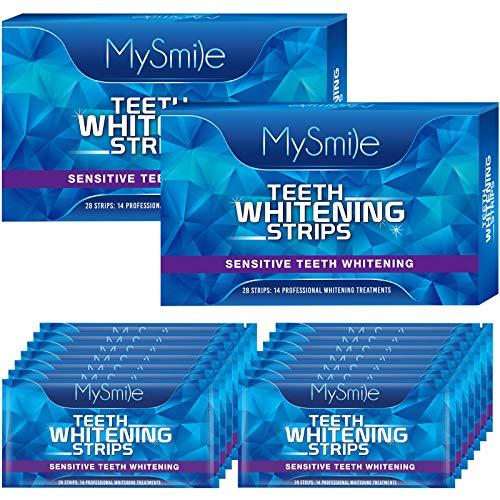 MySmile Teeth Whitening Strips