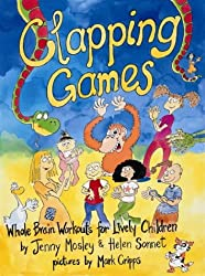 Clapping Games: Whole Brain Workouts for Lively Children by Jenny Mosley and Helen Sonnet, Waiting in line - Fun Activities for KIDS, www.theeducationaltourist.com