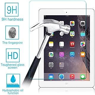 Case Army iPad Air   Air 2   iPad Pro 9.7   iPad 9.7 5th [2017] Tempered Glass [Tough] Premium Ballistic Glass For Apple iPad Air 1   2   The iPad 5th Gen, iPad Pro 9.7 Screen Protector 99% HD Clarity
