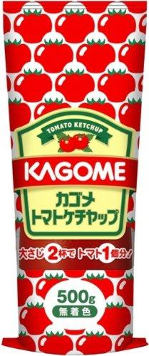 カゴメ トマトケチャップ 500g×4個