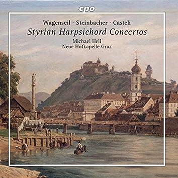 Styrian Harpsichord Concertos