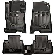 Husky Liners Front & 2nd Seat Floor Liners Fits 14-15 Sorento