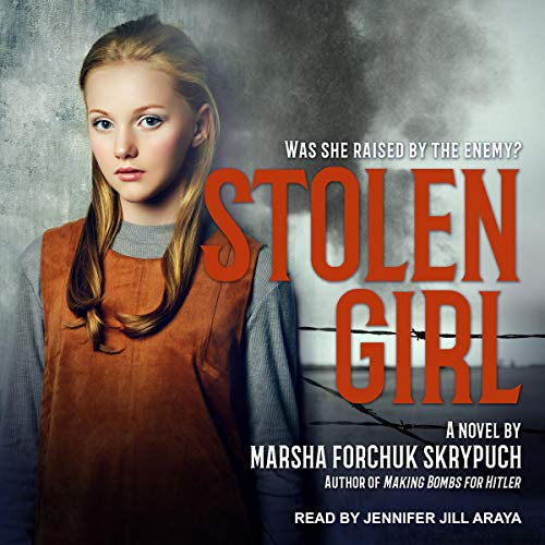 Stolen Girl audiobook cover art