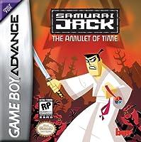 Samurai Jack: Amulet of Time / Game