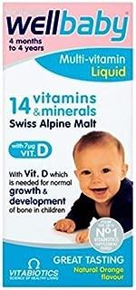Vitabiotics Wellkid Baby Syrup 150ml by Vitabiotics Ltd
