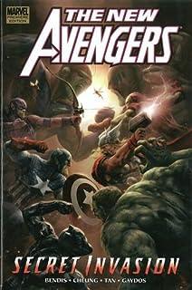 New Avengers Vol.9: Secret Invasion - Book 2