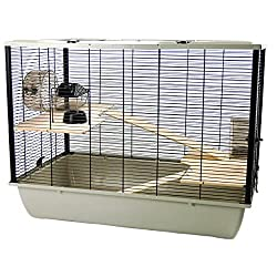 Little Friends Langham Tall Two Floor Rodent Cage Review