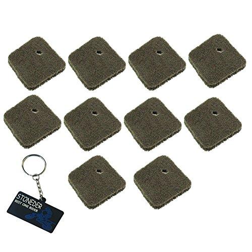 Stoneder haute qualité filtre à air de rechange Remplace pièce d'origine # Stihl 4140–124–2800 pour coupe-bordures Stihl Fc55 FS38 FS45 FS46 Fs46 C Hl45 Hs45 Fs55rc