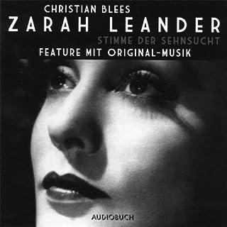 Zarah Leander. Stimme der Sehnsucht Titelbild