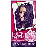 Garnier Color Sensation Hair Color Cream, 5.21 Grape Expectations (Intense Purple)