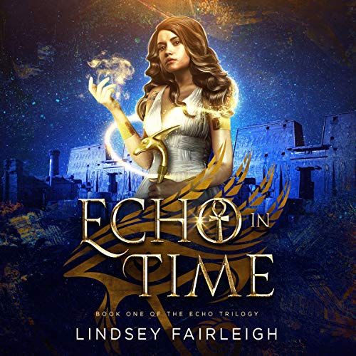 Echo in Time Audiobook By Lindsey Fairleigh cover art