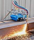 BLUEROCK CG-30 Straight Line Track Torch Kit - Metal Cutting/Beveling by BLUEROCK Tools