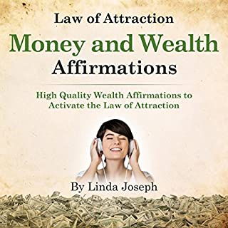 Law of Attraction Money and Wealth Affirmations cover art