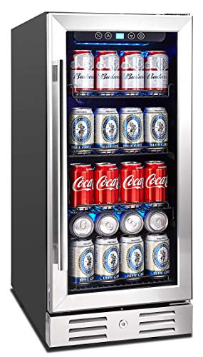 Kalamera 96-can beverage cooler