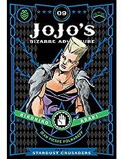 Jojo's Bizarre Adventure Part 3 Stardust Crusaders 9: Volume 9