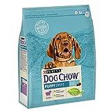 Purina Dog Chow Comida Seco para Cachorro con Cordero - 2.5 Kg