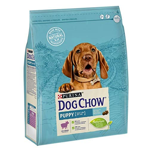 Purina Dog Chow Comida Seco para Cachorro con Cordero - 2.5 Kg 🔥
