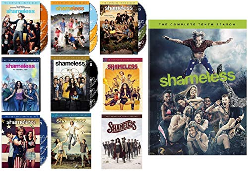 Shameless Complete Series DVD Season 1-10