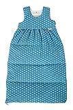 Tavolinchen Babyschlafsack Daunenschlafsack'Sterne' Kinderschlafsack Ganzjahresschlafsack - blau - 70cm