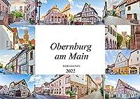 Obernburg am Main Impressionen (Wandkalender 2022 DIN A2 quer): Bezaubernde einmalige Bilder der Stadt Obernburg am Main (Monatskalender, 14 Seiten )