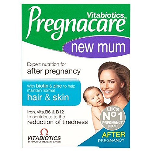 Vitabiotics Pregnacare New Mum Tablets 56s (Pack of 2)