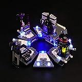 icuanuty Kit de Iluminación LED para Lego 75183, Kit de Luces Compatible con Lego Star Wars - Transformación de Darth Vader (No Incluye Modelo Lego)