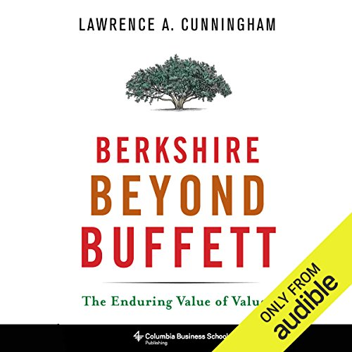 Berkshire Beyond Buffett audiobook cover art