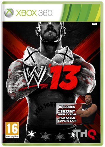 WWE 13: Limited Mike Tyson Edition [Importación inglesa]