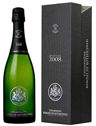 Champagne Barons de Rothschild Brut Geschenketui, Champagne AC 2008 (1 x 0.75 l)