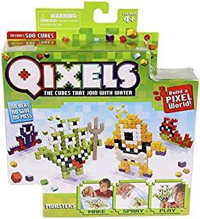 Qixels - Monstruos (Giochi Preziosi QXE00111)