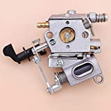 MQEIANG Carburatore Carb Compatibile con la Parte di Ricambio della Motosega Husqvarna T435 522007601 578936901