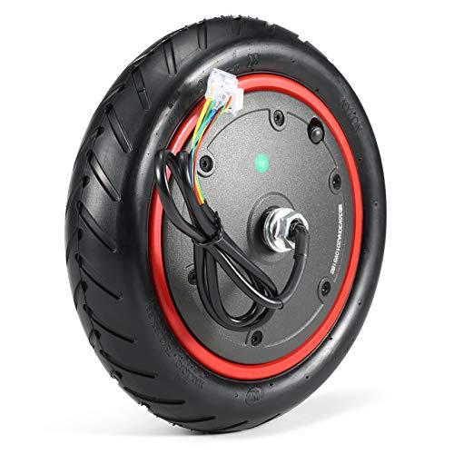 Abarich Scooter eléctrico del Motor, Motor de Scooter eléctrico,Motor de 350W Compatible con Xiaomi M365 Pro Scooter eléctrico