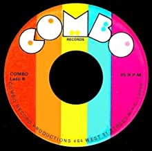 Mima / Mundy Baja (45 RPM) Updated on Combo from the LP