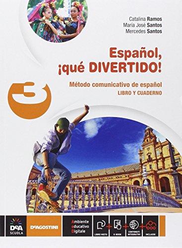 Espanol, ¡qué divertido! Vol. 3 [Lingua spagnola]