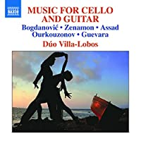 MUSIC FOR CELLO & GUIT