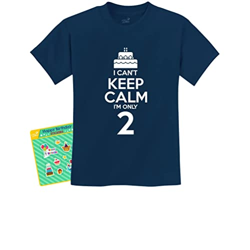 2 Year Old Birthday Shirts Amazon
