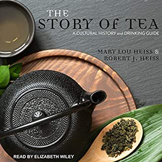 The Story of Tea audiobook cover art