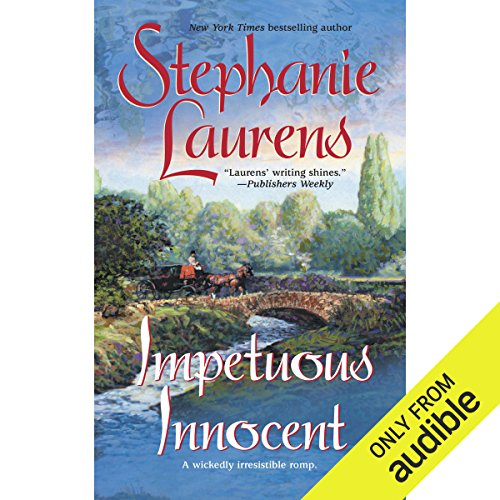 Impetuous Innocent                   By:                                                                                                                                 Stephanie Laurens                               Narrated by:                                                                                                                                 Polly Lee                      Length: 9 hrs and 34 mins     132 ratings     Overall 3.9